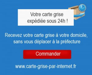 Tarif Carte Grise Scooter Changement Carte Grise Informations