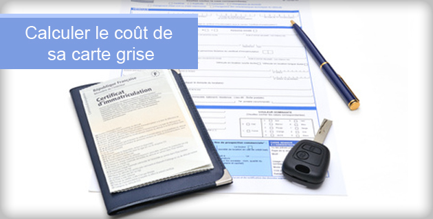 co u00fbt carte grise